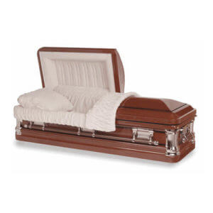 Covington - 18 Gauge Steel Casket