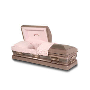Lacy - 18 Gauge Steel Casket