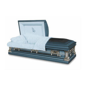 Noble - 18 Gauge Steel Casket