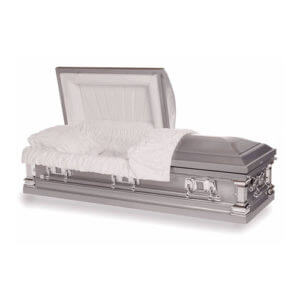 Regal - Stainless Steel Casket