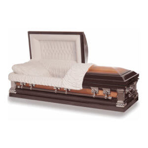 Regent - 32 oz. Copper Casket