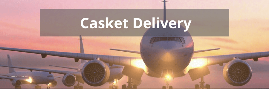 Casket Delivery