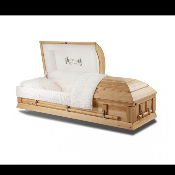Roanoke Solid Cedar